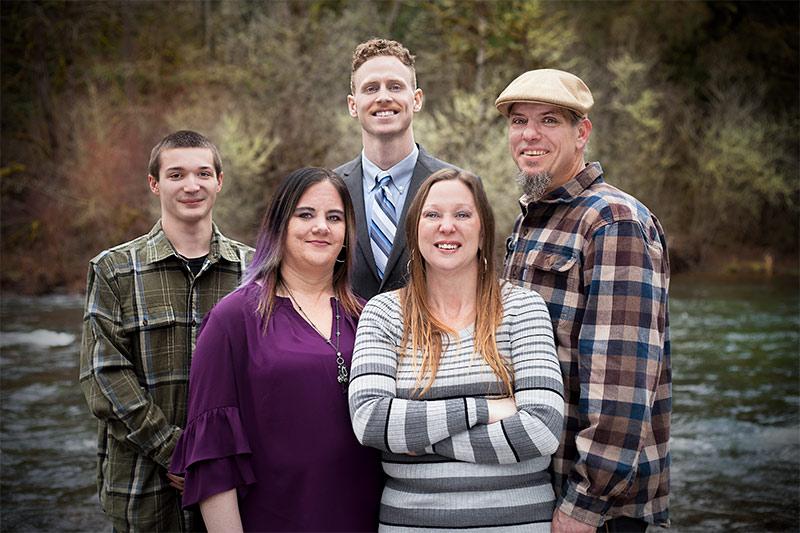Kirstin's Team